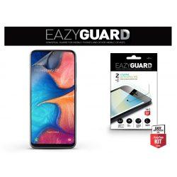 Samsung A202F Galaxy A20e képernyővédő fólia - 2 db/csomag (Crystal/Antireflex HD)