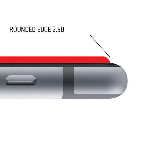 Xiaomi Redmi 8/8A gyémántüveg képernyővédő fólia - Diamond Glass 2.5D Fullcover - fekete