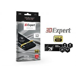 OnePlus 7T hajlított képernyővédő fólia - MyScreen Protector 3D Expert Full Screen 0.2 mm - transparent