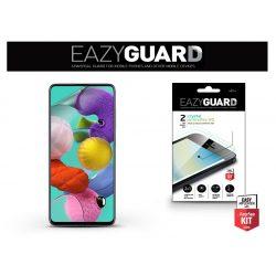Samsung A515F Galaxy A51 képernyővédő fólia - 2 db/csomag (Crystal/Antireflex HD)