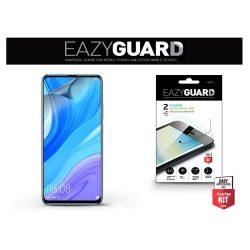 Huawei P Smart Pro (2019)/Honor 9x képernyővédő fólia - 2 db/csomag (Crystal/Antireflex HD)