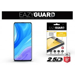 Huawei P Smart Pro (2019)/Honor 9x gyémántüveg képernyővédő fólia - Diamond Glass 2.5D Fullcover - fekete