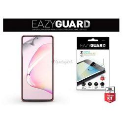 Samsung N770F Galaxy Note 10 Lite képernyővédő fólia - 2 db/csomag (Crystal/Antireflex HD)
