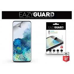 Samsung G980F Galaxy S20 képernyővédő fólia - 2 db/csomag (Crystal/Antireflex HD)