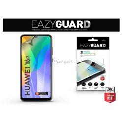 Huawei Y6p/Honor 9A képernyővédő fólia - 2 db/csomag (Crystal/Antireflex HD)