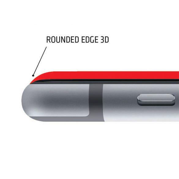 Samsung N985F Galaxy Note 20 Ultra gyémántüveg képernyővédő fólia - Diamond Glass 3D Fullcover - fekete