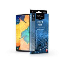 Samsung A305F Galaxy A30/A30s/A20/A50/M30 rugalmas üveg képernyővédő fólia - MyScreen Protector Hybrid Glass - transparent