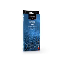 Samsung A202F Galaxy A20e rugalmas üveg képernyővédő fólia - MyScreen Protector Hybrid Glass - transparent