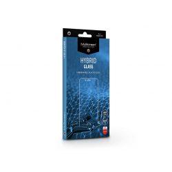 Samsung G955F Galaxy S8 Plus rugalmas üveg képernyővédő fólia - MyScreen Protector Hybrid Glass - transparent