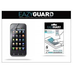LG E730 Optimus Sol képernyővédő fólia - 2 db/csomag (Crystal/Antireflex)