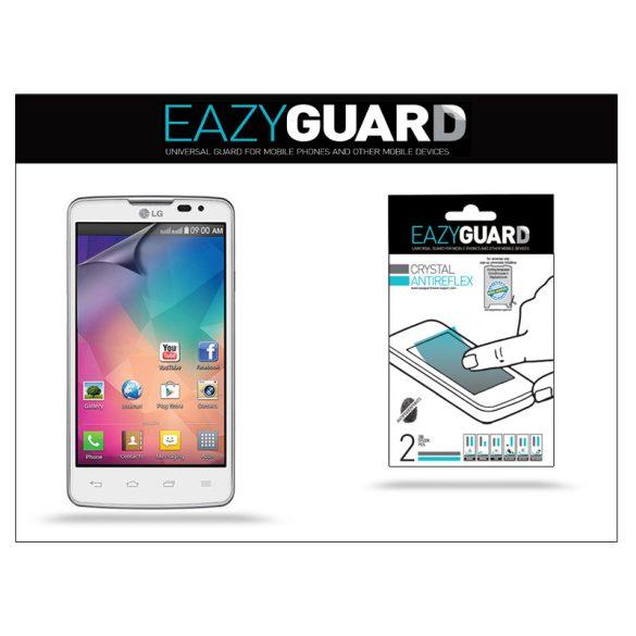 LG L60 Dual X147 képernyővédő fólia - 2 db/csomag (Crystal/Antireflex)