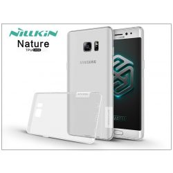 Samsung N930F Galaxy Note 7 szilikon hátlap - Nillkin Nature - transparent
