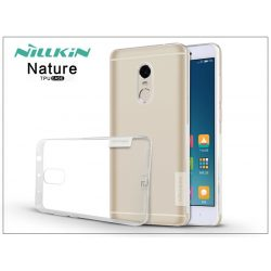 Xiaomi Redmi Note 4 MTK (kínai verzió) szilikon hátlap - Nillkin Nature - transparent