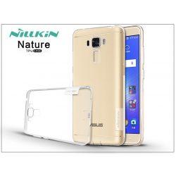 Asus Zenfone 3 Laser (ZC551KL) szilikon hátlap - Nillkin Nature - transparent