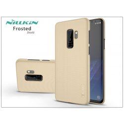 Samsung G965F Galaxy S9 Plus hátlap képernyővédő fóliával - Nillkin Frosted Shield - gold