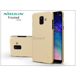 Samsung A600F Galaxy A6 (2018) hátlap - Nillkin Frosted Shield - gold