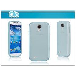 Samsung i9500 Galaxy S4 szilikon hátlap - OLO Glacier - blue
