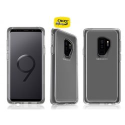 Samsung G965F Galaxy S9 Plus védőtok - OtterBox Symmetry - crystal clear