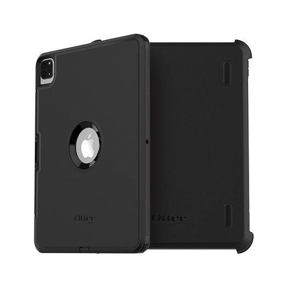 Apple iPad Pro 12.9 (3/4. generation) védőtok - OtterBox Defender - black (ECO csomagolás)