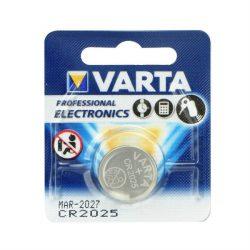 Lítium elem 3V Varta CR2025