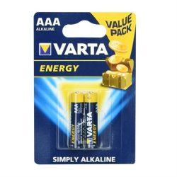 Alkáli elem Varta R3 (AAA) 2 db Energy