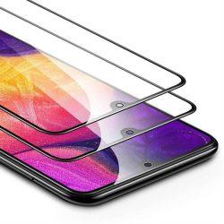 ESR teljes képernyős Edzett üveg tempered glass Samsung Galaxy A50 - 2 darab üvegfólia