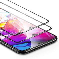 ESR teljes képernyős Edzett üveg tempered glass Samsung Galaxy A80 - 2 darab üvegfólia