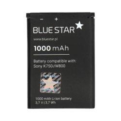 Akkumulátor Sony Ericsson K750i / W800 / W550i / Z300 1000 mAh Li-Ion (BS) PREMIUM