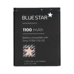 Akkumulátor Sony Ericsson U100 Yari / J10 / J10i2 Elm / Hazel 1100 mAh Li-Ion Blue Star