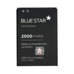 Akkumulátor LG G3 mini (G3 S / G3 Beat) G4C / Bello / L80 / L90 2000 mAh Li-Ion BS PREMIUM