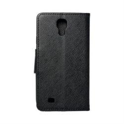 Fancy flipes tok SAMSUNG Galaxy S4 (I9500) fekete telefontok