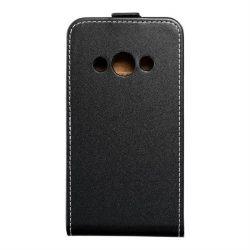 Flip tok Slim Flexi Fresh Samsung Galaxy Xtok 3 (g388F) fekete telefontok
