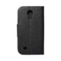 Fancy flipes tok SAMSUNG Galaxy S4 Mini (I9190) fekete telefontok