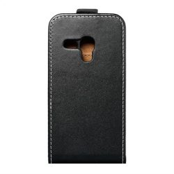 Flip tok Slim Flexi Fresh Samsung Galaxy i8190 S3 mini fekete telefontok