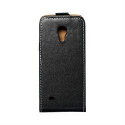 Flip tok Slim Flexi Fresh Samsung Galaxy i9190 S4 mini fekete telefontok