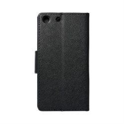 Fancy flipes tok SONY M5 fekete telefontok