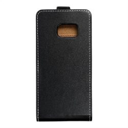 Flip tok Slim Flexi Fresh Samsung Galaxy S7 (G930), fekete telefontok