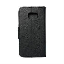 Fancy flipes tok SAMSUNG Galaxy S7 (G930), fekete telefontok