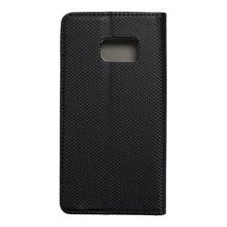 okos kihajtható tok Samsung Galaxy S7 (G930), fekete telefontok