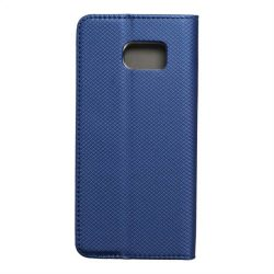 okos kihajtható tok Samsung Galaxy S7 Edge (G935) sötétkék telefontok