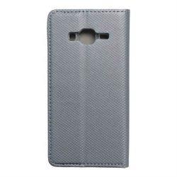 okos kihajtható tok Samsung Galaxy J5 szürke telefontok