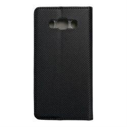 okos kihajtható tok Samsung Galaxy J7 2016 fekete telefontok