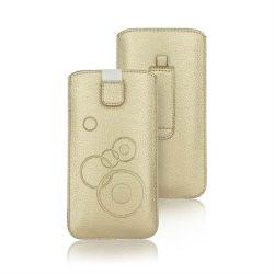 Forcell Deko tok - az Iphone 6 Plus / 7 Plus / 8 Plus / XS Max / 11 Pro Max / Samsung Galaxy S10 + / A10 / A30s / A50 arany telefontok