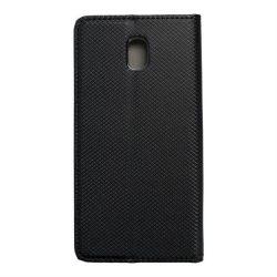 okos kihajtható tok Samsung Galaxy J5 2017 fekete telefontok