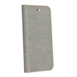 Luna Book Samsung Galaxy J3 2017 ezüst telefontok