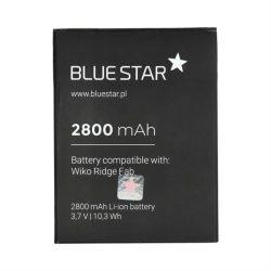 Akkumulátor Wiko Ridge Fab 2800 mAh Li-Ion Blue Star
