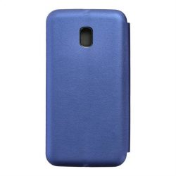 Book Forcell Elegance Samsung Galaxy J3 2017 kék telefontok