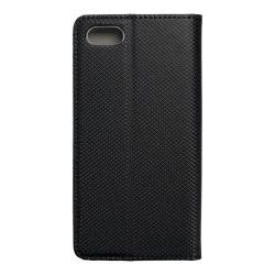 okos kihajtható tok HUAWEI S5 2018 fekete telefontok