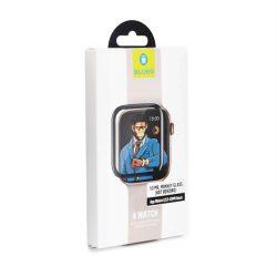 5D Mr. Monkey Glass - Apple Watch 1/2/3 42mm fekete (hot bending) üvegfólia