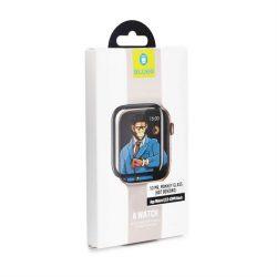 5D Mr. Monkey Glass - Apple Watch 4/5 40MM fekete (hot bending) üvegfólia